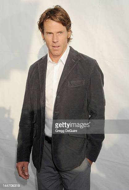 Danny Moder arrives at Heal The Bay's Bring Back The Beach Annual Awards Presentation Dinner at The Jonathan Club on May 17 2012 in Santa Monica...
