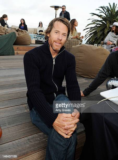 Danny Moder attends An Evening with Maria Bello Benefiting We Advance at a private residence on June 9 2012 in Malibu California