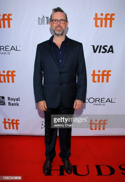 Danny Mulhern attends the 'What They Had' premiere during 2018 Toronto International Film Festival at Roy Thomson Hall on September 12 2018 in...