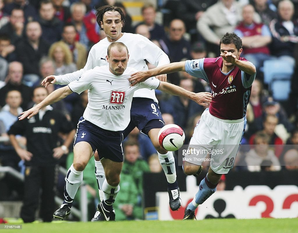 Aston Villa v Tottenham Hotspur : News Photo