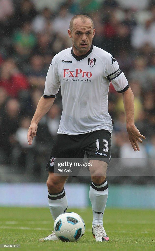 Fulham v Werder Bremen