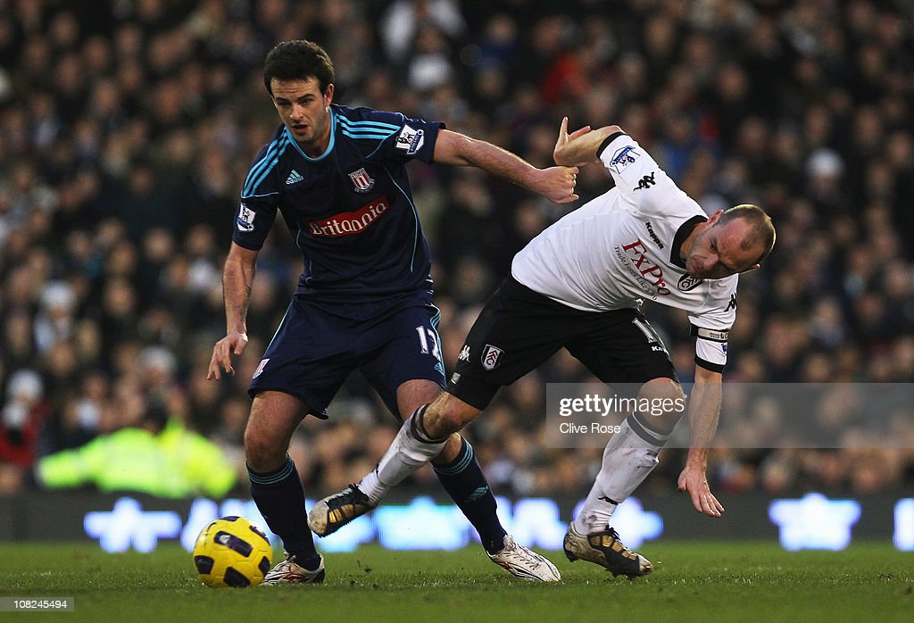 Fulham v Stoke City - Premier League