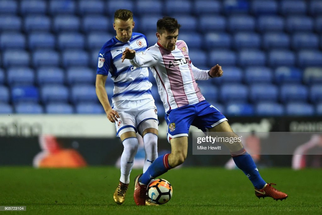 Reading v Stevenage - The Emirates FA Cup Third Round Replay : News Photo