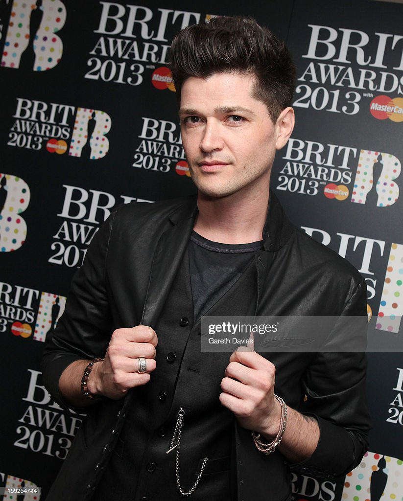 Danny O'Donaghue attends the BRIT Awards nominations announcement at The Savoy Hotel on January 10, 2013 in London, England.