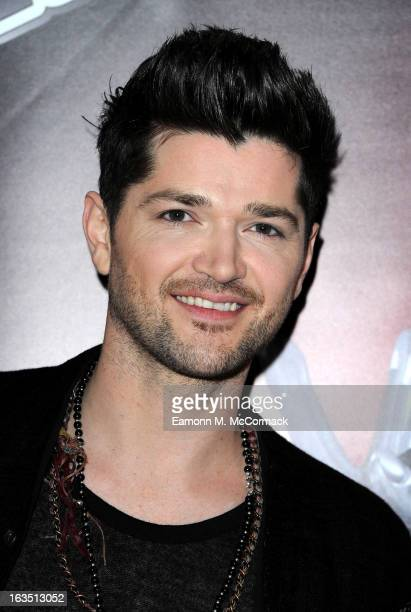 Danny O'Donoghue attends a photocall to launch the second series of The Voice at Soho Hotel on March 11 2013 in London England