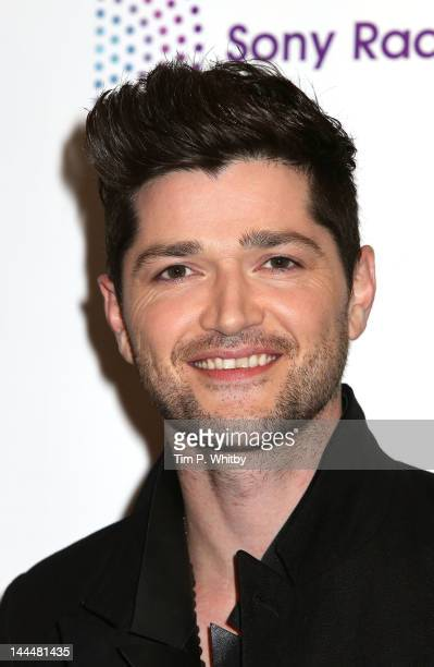 Danny O'Donoghue attends the Sony Radio Adacemy Awards 2012 recognising national and regional radio stations at Grosvenor House on May 14 2012 in...
