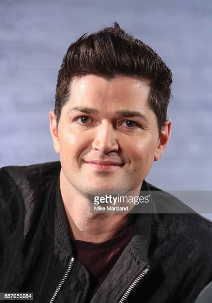 Danny O'Donoghue from The Script visits BUILD London on December 7 2017 in London England