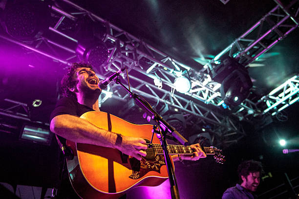 The Coronas Perform At Liquid Room In Edinburgh Photos and Images ...