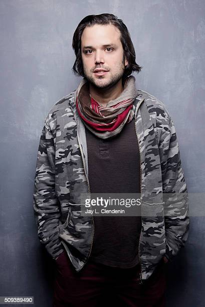 Danny Perez of 'Antibirth' poses for a portrait at the 2016 Sundance Film Festival on January 24 2016 in Park City Utah CREDIT MUST READ Jay L...