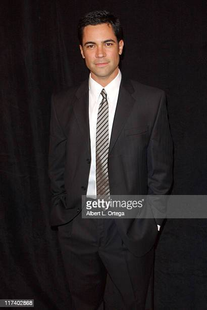 Danny Pino during 21st Annual IMAGEN Awards Arrivals at The Beverly Hilton in Beverly Hills California United States