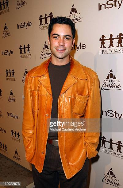 Danny Pino during Minnie Driver Performance Hosted by InStyle Magazine and AOL at Mortons in West Hollywood California United States