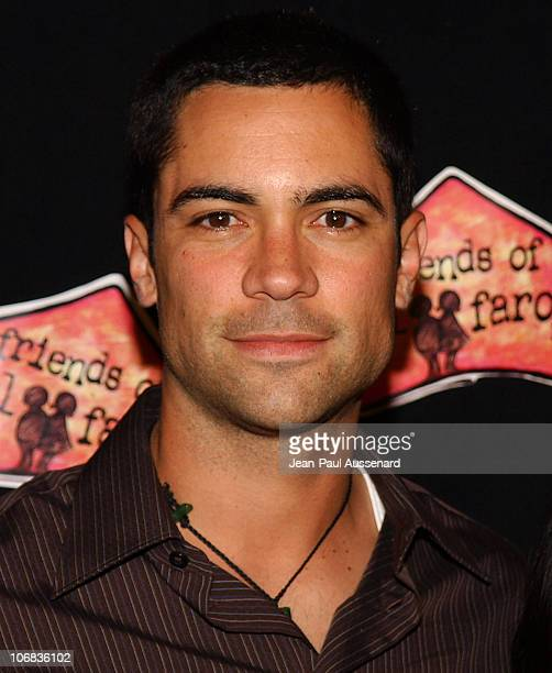 Danny Pino during Molly Sims Hosts the 3rd Annual Night With The Friends of El Faro Benefit Arrivals at Henri Fonda Theatre in Hollywood California...