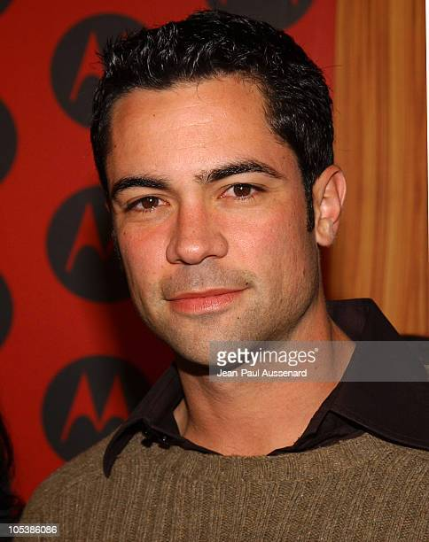 Danny Pino during Motorola's 6th Anniversary Party Benefiting Toys for Tots Arrivals at Music Box Theatre in Hollywood California United States