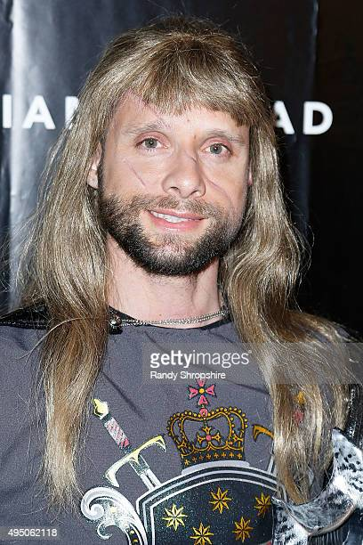 Danny Pintauro arrives to The Gay Men's Chorus Of Los Angeles Presents 10th Annual Fred Jason's Halloweenie X at The Majestic Hall on October 30 2015...