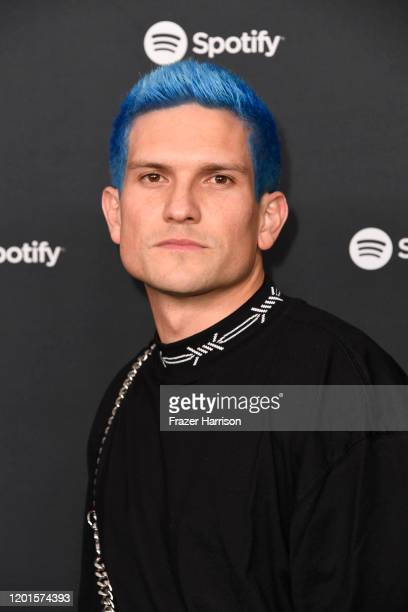 Danny Quest attends Spotify Hosts Best New Artist Party at The Lot Studios on January 23 2020 in Los Angeles California