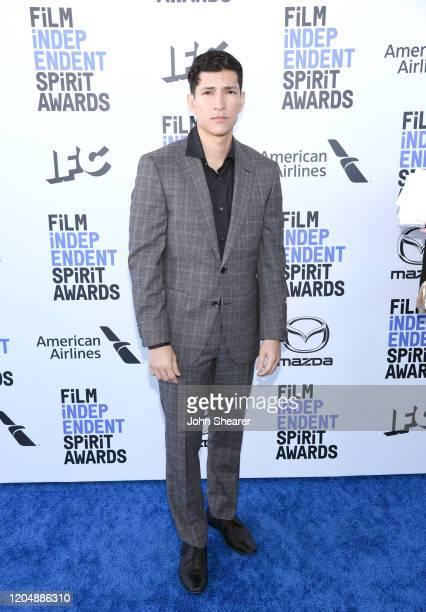 Danny Ramirez attends the 2020 Film Independent Spirit Awards on February 08, 2020 in Santa Monica, California.