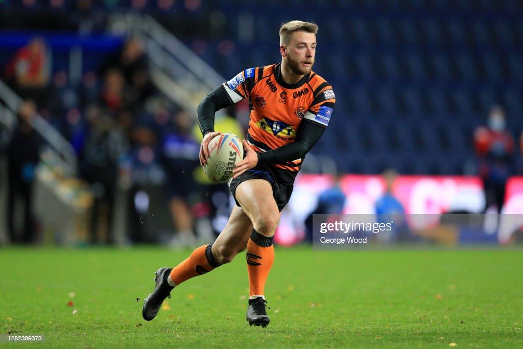 Leeds Rhinos v Castleford Tigers - Betfred Super League : News Photo