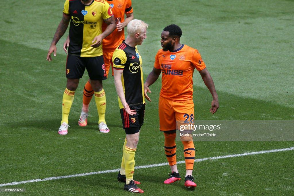 Watford FC v Newcastle United - Premier League : Nachrichtenfoto