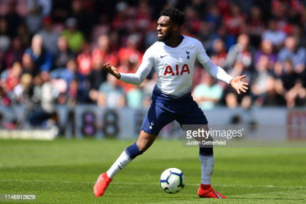 Danny Rose of Tottenham Hotspur during the Premier League match between AFC Bournemouth and Tottenham Hotspur at Vitality Stadium on May 04 2019 in...