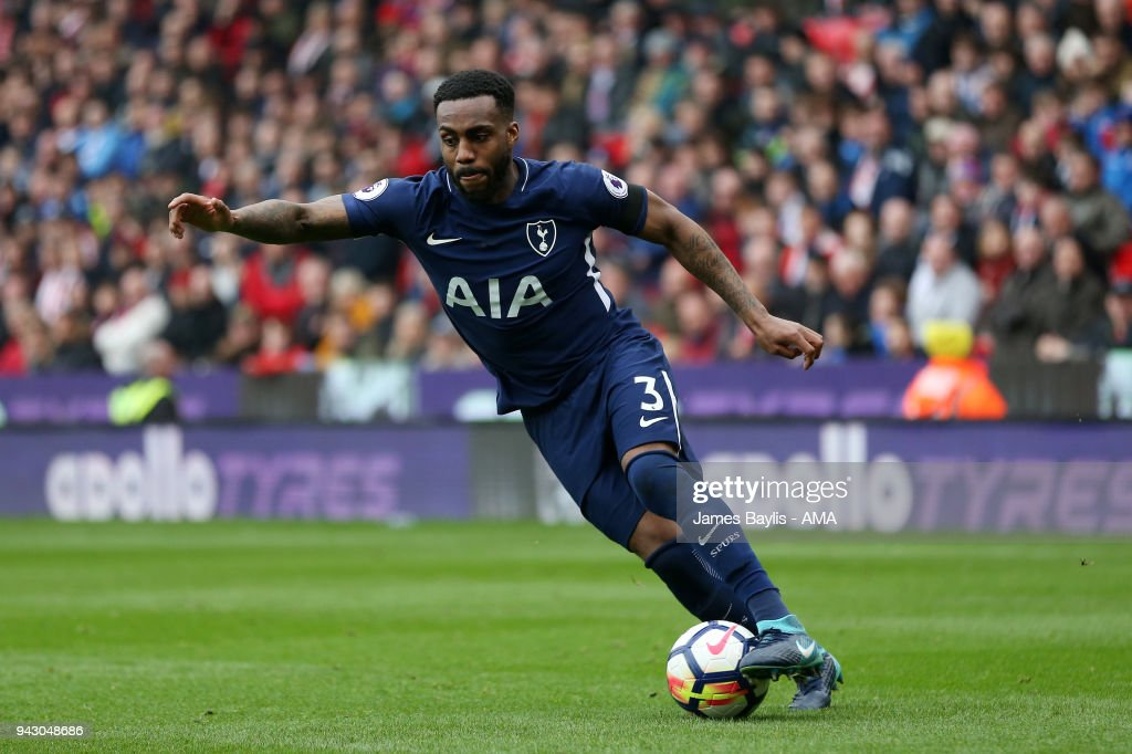 Stoke City v Tottenham Hotspur - Premier League : News Photo