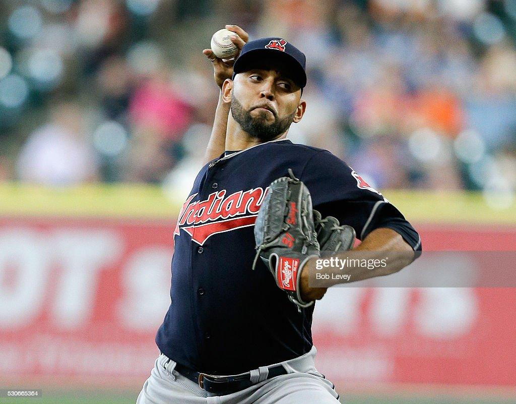 Cleveland Indians v Houston Astros : News Photo