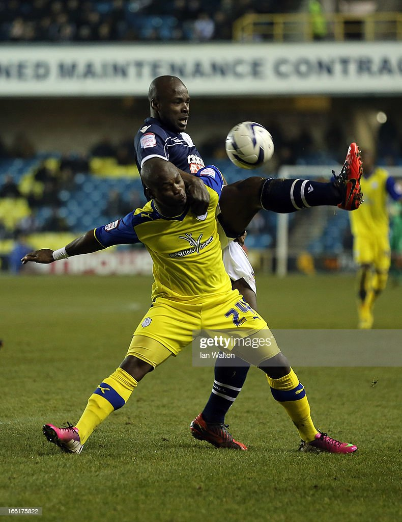 Millwall v Sheffield Wednesday - npower Championship