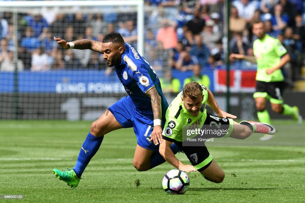 Leicester City v AFC Bournemouth - Premier League : News Photo
