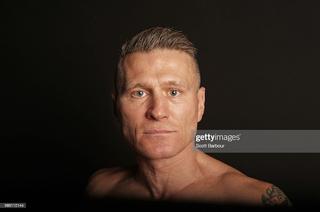 Danny Green Official Weigh In : News Photo