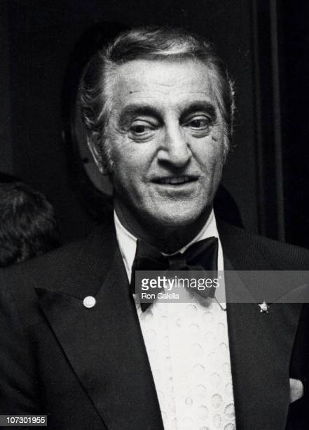 Danny Thomas during Danny Thomas Celebrity Party to Benefit St Jude Childrens Research Hospital in New York City May 5 1979 at Sybils in New York...