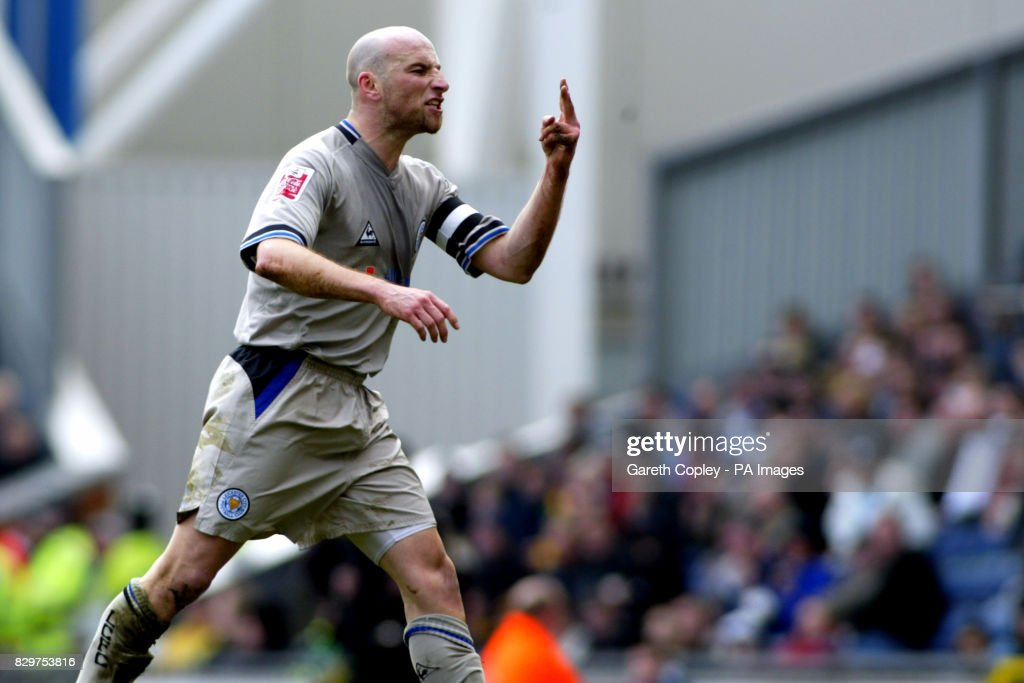 Soccer - FA Cup - Sixth Round - Blackburn Rovers v Leicester City - Ewood Park : News Photo