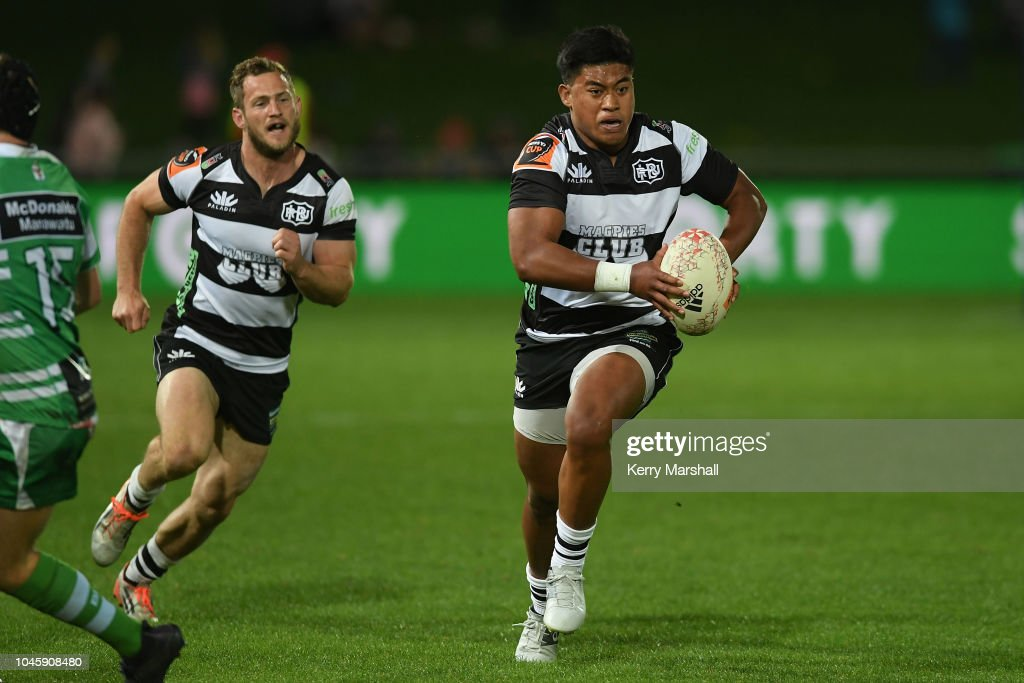 Mitre 10 Cup Rd 8 - Hawke's Bay v Manawatu : News Photo