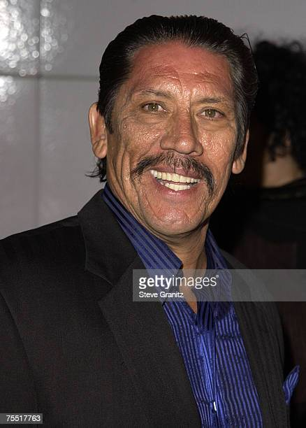 Danny Trejo at the Los Angleles County Museum of Art in Los Angeles California