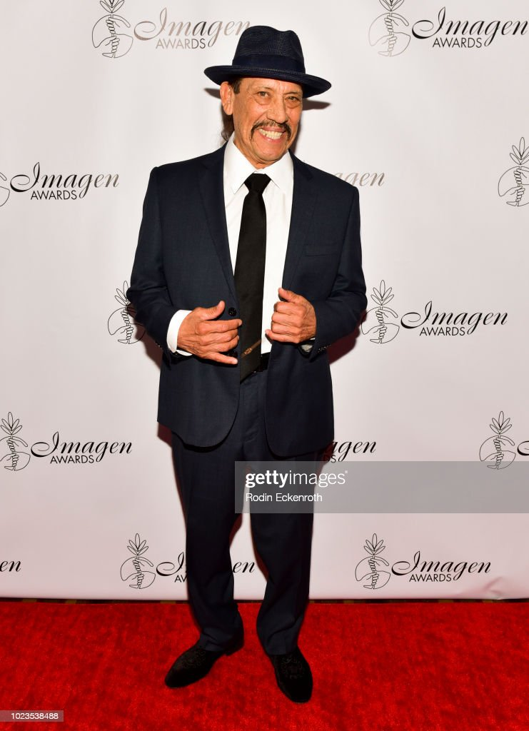 Danny Trejo attends the 33rd Annual Imagen Awards at JW Marriott Los Angeles at L.A. LIVE on August 25, 2018 in Los Angeles, California.