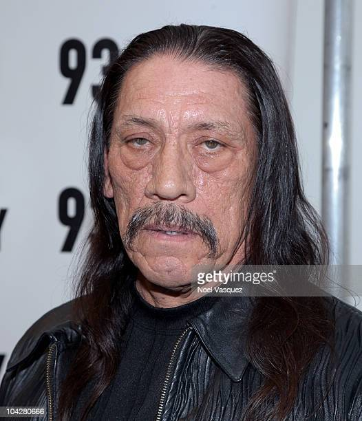 Danny Trejo attends the KDAY Fresh Fest at NOKIA Theatre LA LIVE on September 18 2010 in Los Angeles California