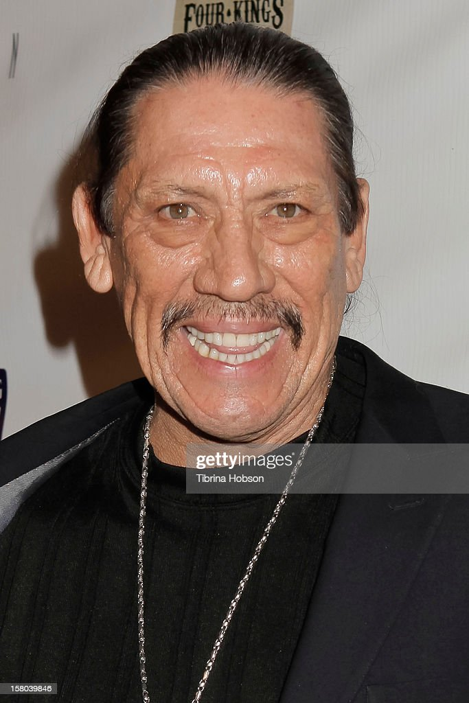 Danny Trejo attends the Mending Kids International celebrity poker tournament at The London Hotel on December 1, 2012 in West Hollywood, California.