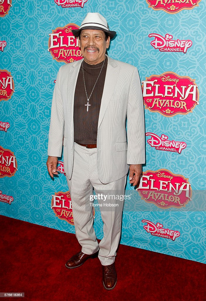 Danny Trejo attends the screening of Disney Channel's 'Elena Of Avalor' at The Paley Center for Media on July 16, 2016 in Beverly Hills, California.