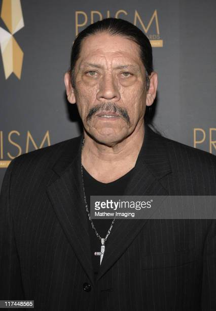 Danny Trejo during The 11th Annual PRISM Awards Arrivals at The Beverly Hills Hotel in Beverly Hills California United States