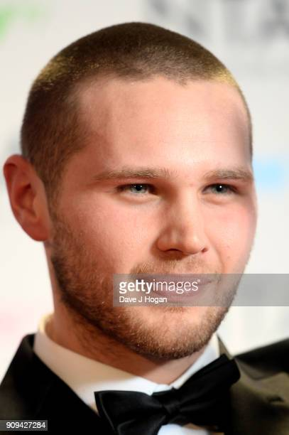 Danny Walters attends the National Television Awards 2018 at The O2 Arena on January 23 2018 in London England