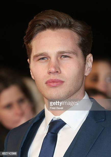 Danny Walters attends the National Television Awards at The O2 Arena on January 25 2017 in London England