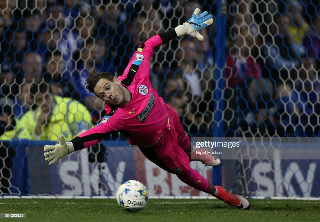 Sheffield Wednesday v Huddersfield Town - Sky Bet Championship Play Off Semi Final: Second Leg