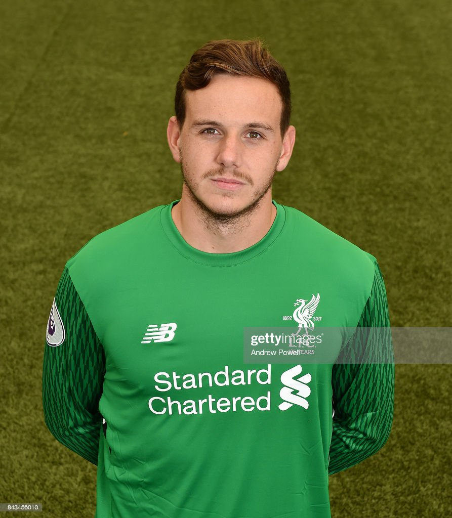 Liverpool FC Team Headshots