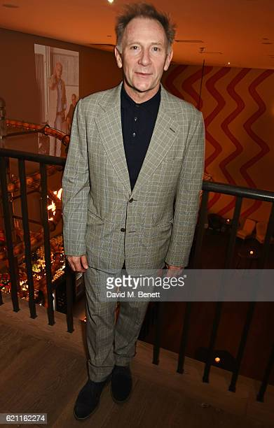 Danny Webb attends the press night after party celebrating The Old Vic's production of King Lear at the Ham Yard Hotel on November 4 2016 in London...