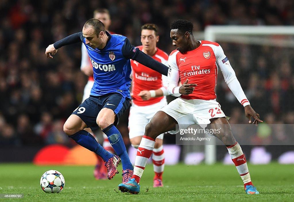 Arsenal v AS Monaco - UEFA Champions League : News Photo