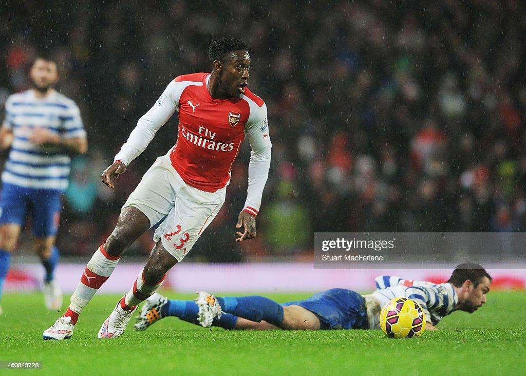 Arsenal v Queens Park Rangers - Premier League : News Photo
