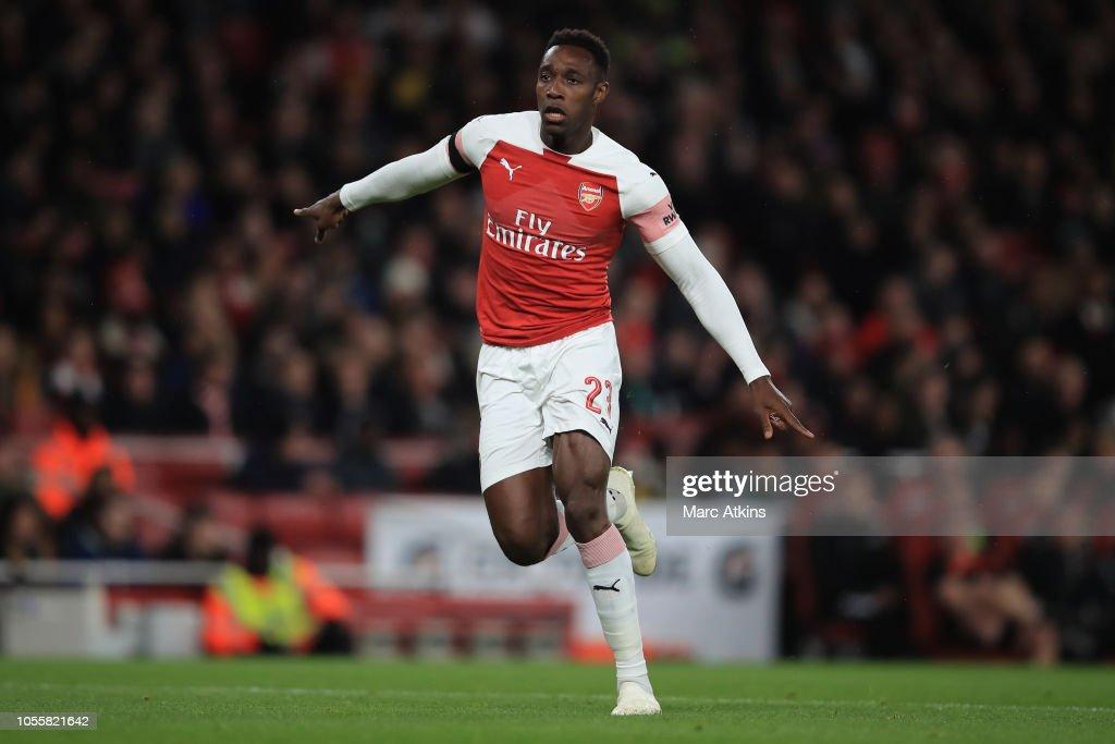 Arsenal v Blackpool - Carabao Cup Fourth Round : News Photo