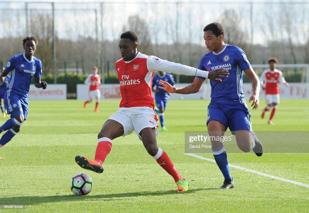 Arsenal v Chelsea: Premier League 2 : News Photo