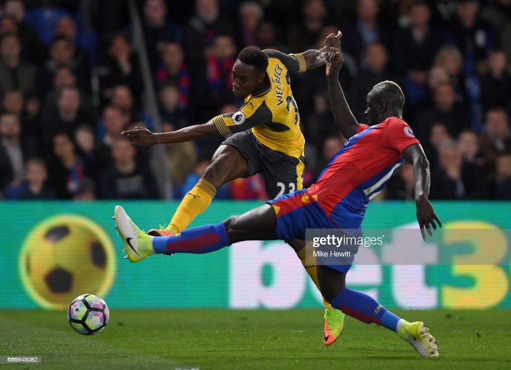 Crystal Palace v Arsenal - Premier League : Foto jornalística