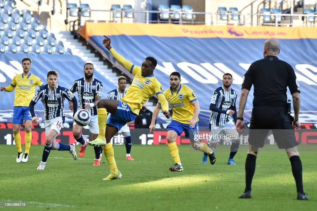 West Bromwich Albion v Brighton & Hove Albion - Premier League : ニュース写真