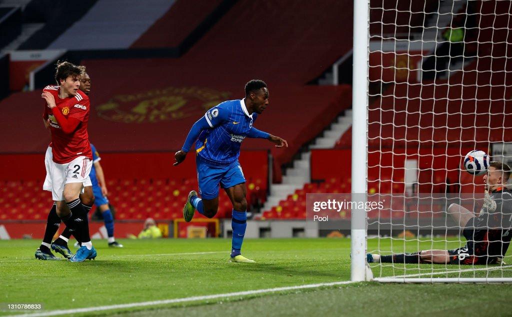 Manchester United v Brighton & Hove Albion - Premier League : ニュース写真