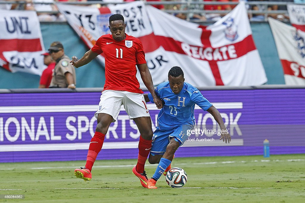 England v Honduras - International Friendly